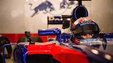 Marc Márquez F1 Toro Rosso