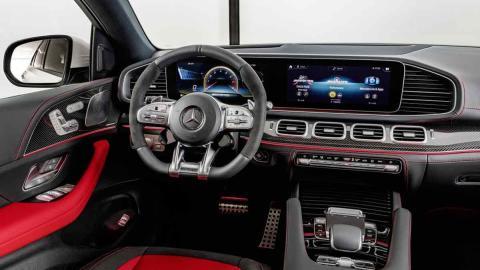 Mercedes GLE 53 AMG Coupé 2019