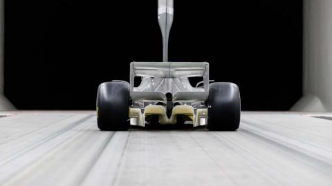Nuevo monoplaza F1 2021