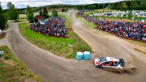 Rally Finlandia 2019
