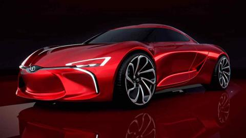 Toyota MR2 Concept