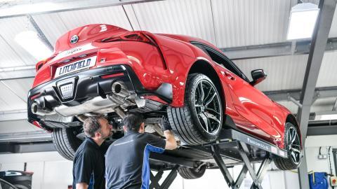 preparacion motor prestaciones deportivo coupe
