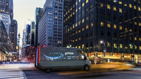 Amazon Rivian dinámica