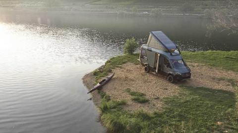 Una autocaravana que es concept y que todos queremos