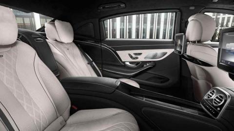 Mercedes blindado Felipe VI