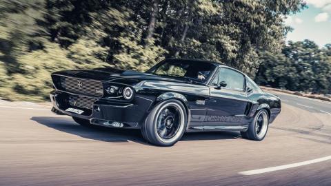 Mustang Eleanor eléctrico