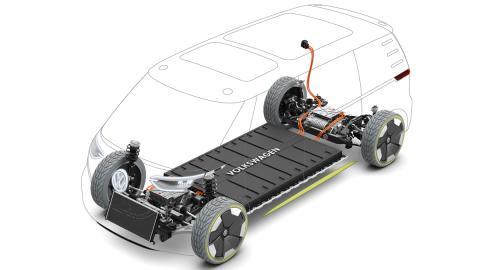 futuro coches electricos movilidad chasis tecnologia