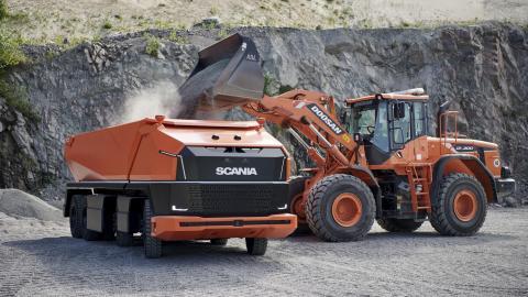camiones autonomos drift