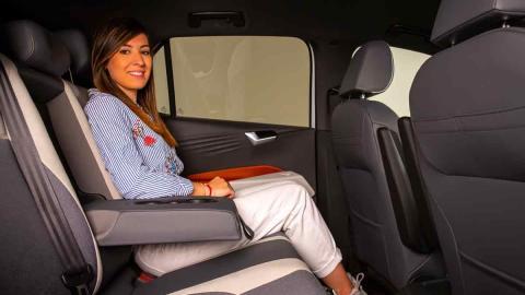 Volkswagen ID3 interior