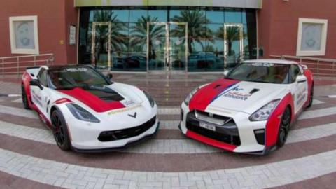 Ambulancias de Dubái