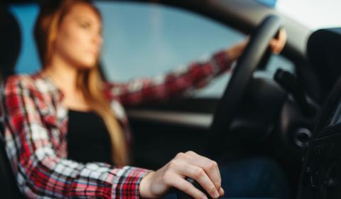 Autoescuela, examen de conducir