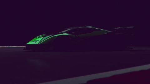 Lamborghini V12 2020