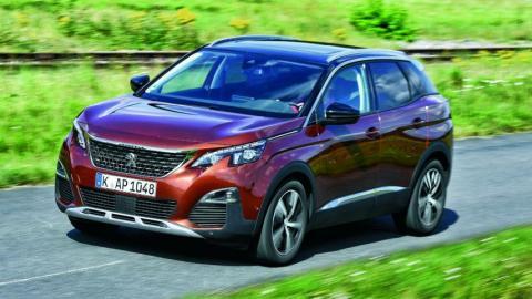 Peugeot 3008 1.2 PureTech 130: desde 27.550 euros
