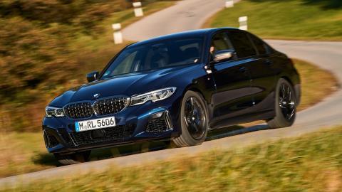 Es casi un BMW M3