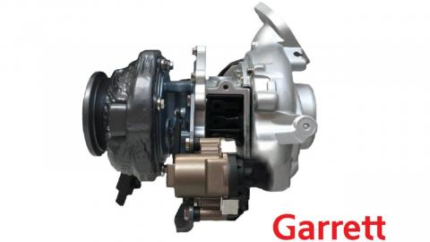 E-Turbo Garrett