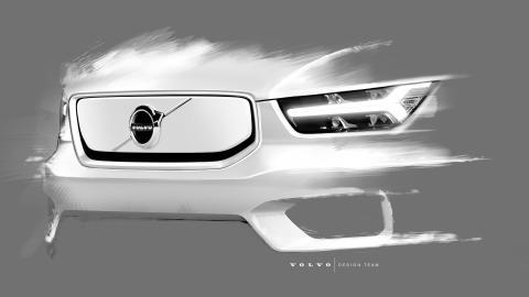 Volvo XC40 eléctrico