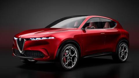 nuevo modelo compacto italia diseño rojo