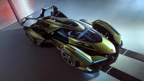prototipo videojuego coches futuro diseño ejercicio estilo