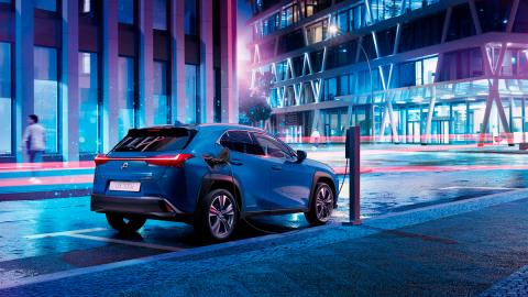 coche electrico suv electricos lujo premium