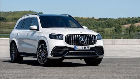 Mercedes-AMG GLS 63 4MATIC+ 2020