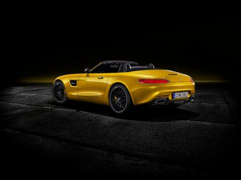 Mercedes-AMG GT S Roadster 2020