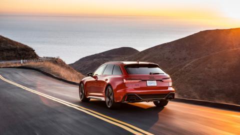 Prueba Audi RS6 Avant 2020