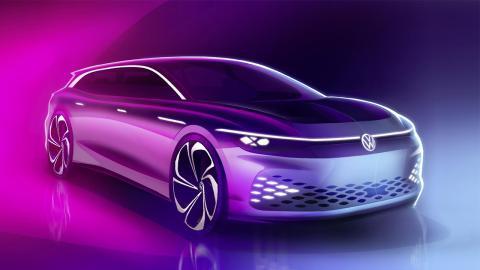 Volkswagen eléctrico familiar