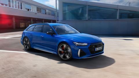 Audi RS6 Avant paquete 25 aniversario