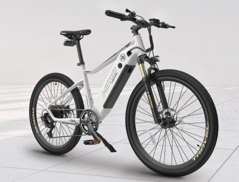 Bici eléctrica de montaña de Xiaomi