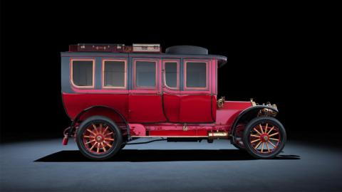 Historia del Mercedes Clase S