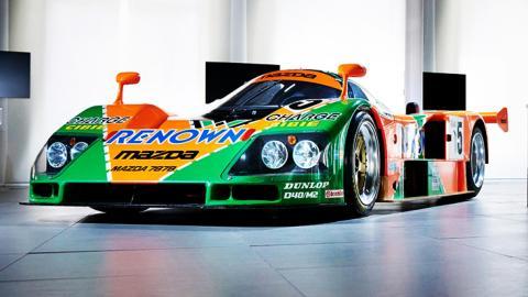 Le Mans ganador victoria motor rotativo