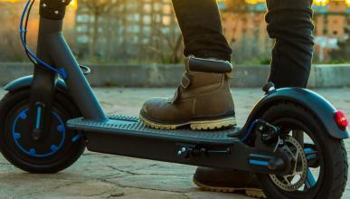 Multas que te pueden poner con un patinete eléctrico