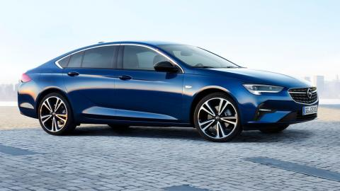 Opel Insignia 2020 lateral