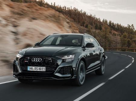 Prueba Audi RS Q8 2020 nuevo