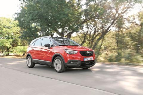Prueba Opel Crossland X 1.2T 110 CV