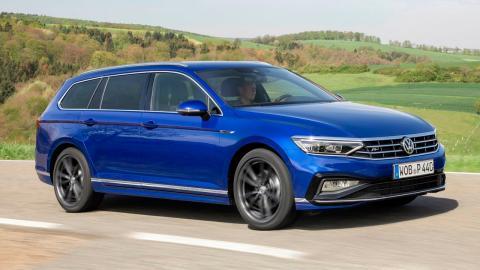 Prueba Volkswagen Passat Variant 2020 R Line 2.0 TSI 190 CV DSG