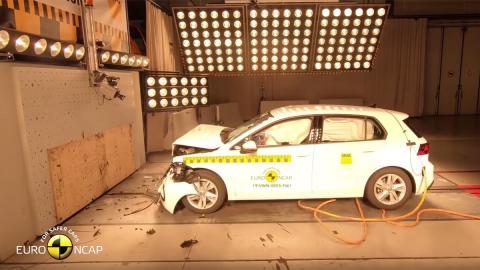 compacto nuevo test choque impacto accidente