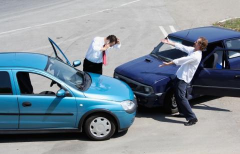 Accidente múltiple