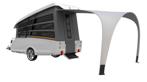 camper futurista
