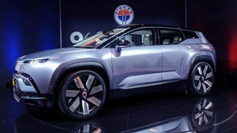 suv electrico coche innovacion electricos lujo futuro