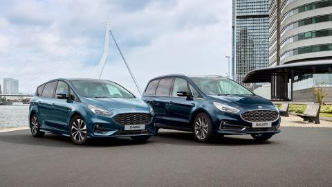 monovolumen hibridos coches electricos