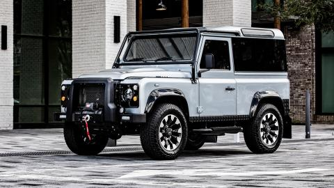 Land Rover Defender Project Blackcomb