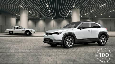 Mazda centenario