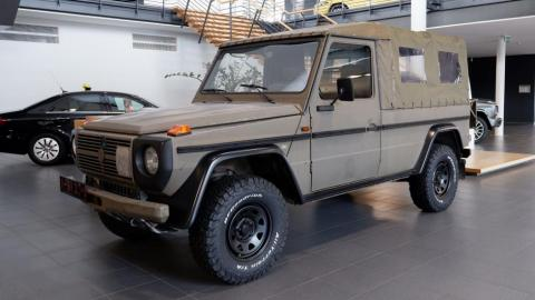 Mercedes Clase G militar Lorinser