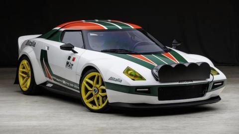 Nuevo Lancia Stratos