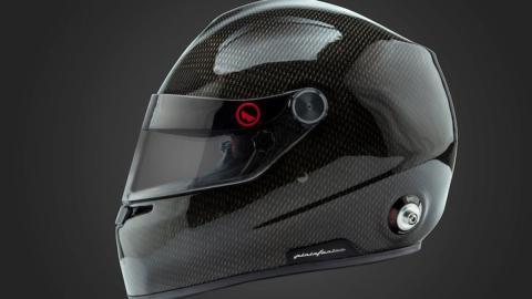 Pininfarina casco refrigerado