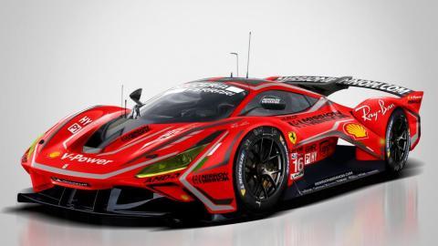 'Renders' hiperdeportivos Le Mans 2021