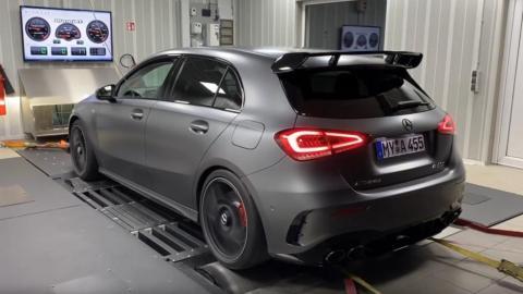 Renntech Mercedes-AMG A45 S