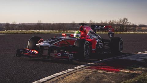 TDF-1 Fórmula 1