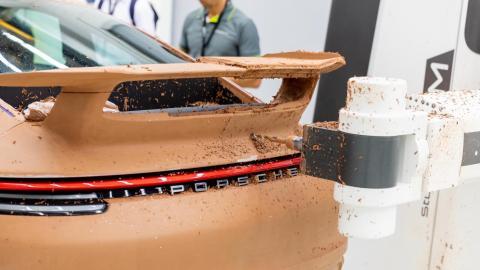 nuevo kit aerodinamico estetica sport design